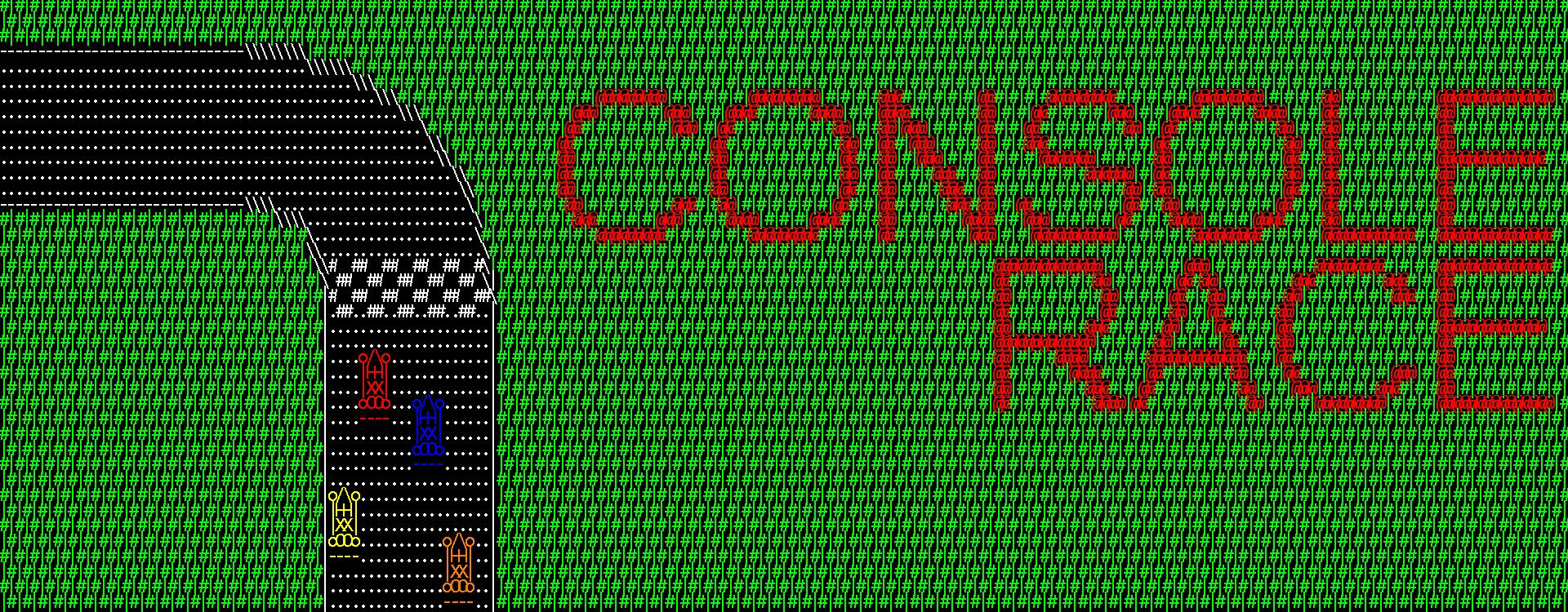 ConsoleRace - BluePrintWare Multiplayer Games